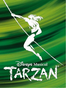 schwertheim touristik disneys musical tarzan. Black Bedroom Furniture Sets. Home Design Ideas